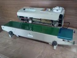 Vertical Band Sealer (Available in SS Body)