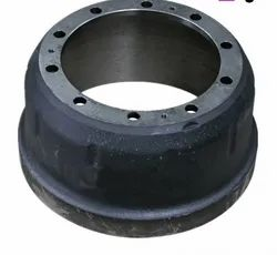 Brake Drum Rear/Front Suitable For Bharatbenz Truck