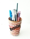 Handicraft Pen Holder