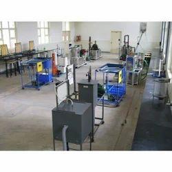 Fluid Mechanics Laboratory Equipment