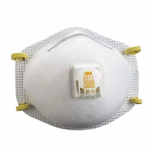 3M 8511 Face Mask (N95)