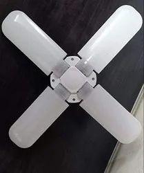 4 Blade LED Light Fan