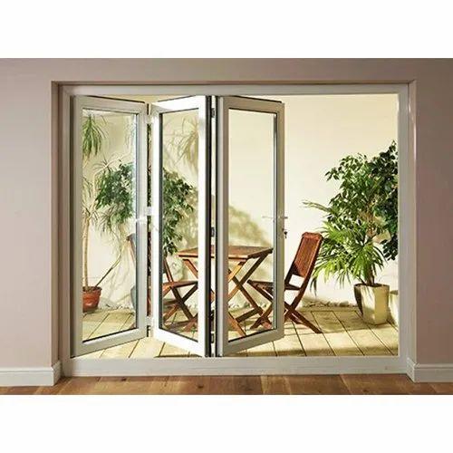 KOMMERLING German UPVC Slide And Fold Door for Home