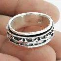 Fabulous Solid 925 Sterling Silver Ring