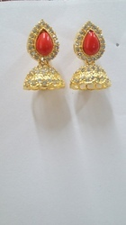 Red Fashion Jewellery