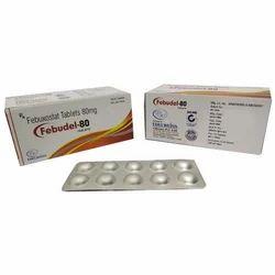 Febuxostat Tablets (FEBUDEL-80)