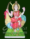 Marble Bahuchara Mata Statue