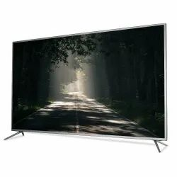 3840*2160 Silver Stanlee India 75 Inch Shark Xtream X1 4K SMART LED TV, Warranty: 1 Year Manufacturers Warranty, Wifi