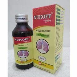 Nukoff Cough Syrup