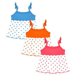 Girl Baby Knee Length Frock