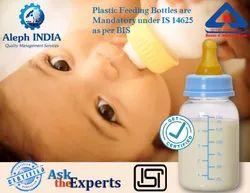 ISI Mark Certification for Plastic Feeding Bottles