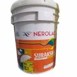 White Liquid Nerolac Suraksha Plus Emulsion, Packaging Type: Bucket