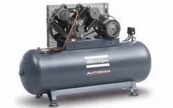 Cast Iron Piston Compressors
