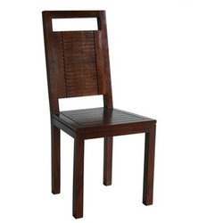 Dining Table And Chairs Trends Brown Teak Wood Natural Chair