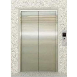 Stainless Steel Electric Elevator