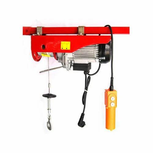 Mini Electric Hoist Capacity 1 3 Ton Rs 100000 Piece