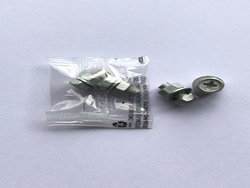 M5x12mm Fastener Set Set In Pouch (2bolt   2 Washers   2 Hex Nuts In Pouch)