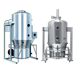 Standard Automatic Continuous Fluid Bed Dryers