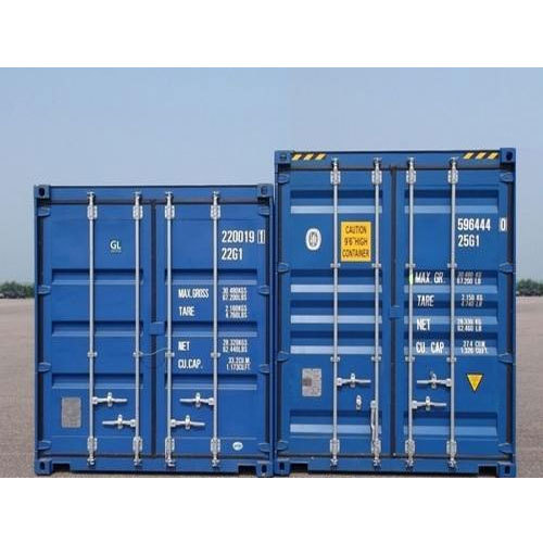 Galvanized Steel High Cube Shipping Container, Rs 160000
