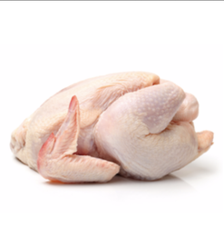 Skinned Meat Broiler Chicken