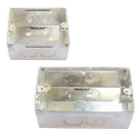 Press Fit - One Concealed Metal Box