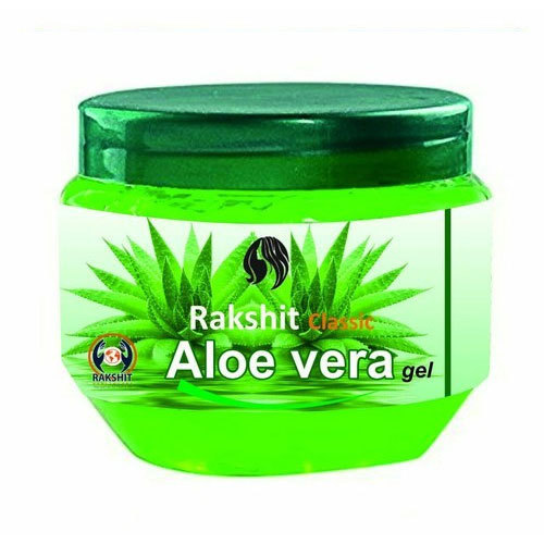 Rakshit Classic Aloevera Hair Gel Pack Size 100 Gm For Parlour Rs 80 Piece Id 15686126748