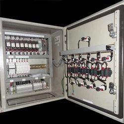 Sheet Metal 230 V Ac AHU Starter Control Panel, IP Rating ... on