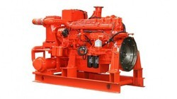 Fire Fighting Pump Set