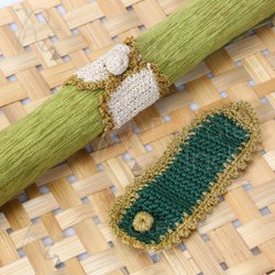 Crochet Napkin Ring