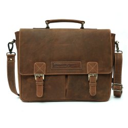 Hammonds Flycatcher Vintage Leather Bag
