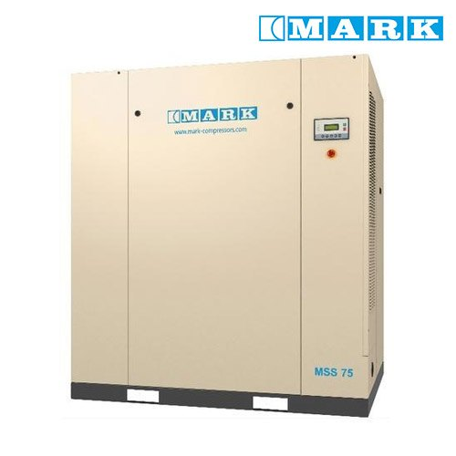 Mark MSS 75 Oil Injected Screw Compressor