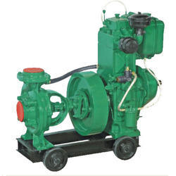 Diesel Engine Pump Sets in Agra, डीज़ल इंजन पंप सेट