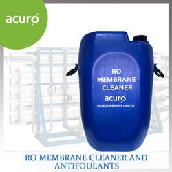 RO Membrane Cleaner and Antifoulants