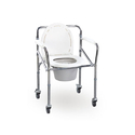VP 40 Steel Commode Chair