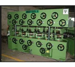Tube Straightening Machine 12 Rolls