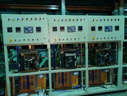 Automatic DG Synchronization Panel