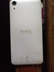 White Otg HTC Mobile, Screen Size: 5.5'