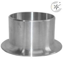 Stainless Steel Cap and Stub End