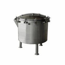Sterilizer Tank