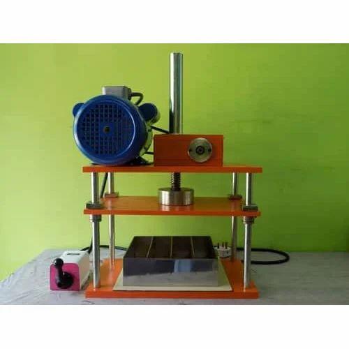 Sanitary Napkin Powder Pressing Machine