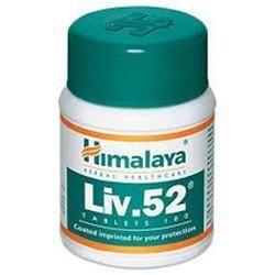 Himalaya Liv 52 Tablet, 100 Tablets, Prescription