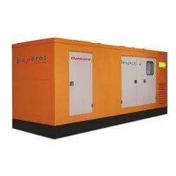 Mahindra 100 kVA Diesel Generator