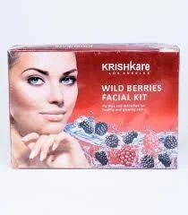 Wild Berries Facial Kit