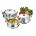 Esteelo Balino Gift Set Stainless Steel Hot Pot Casserole