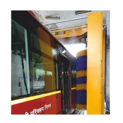 Inventa 4200 mm Aqua Automatic Bus Wash System