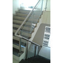 Staircase Stainless Steel Glass Railing