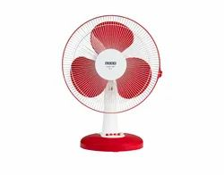 Usha Table Fan Mist Air Icy Red 400 mm