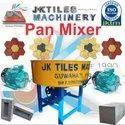 Pan Mixer