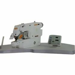 CC-430D-01S Electronic Direct Drive Lock Stitch Bar Tacker, Automatic Grade: Semi-Automatic, 2mm