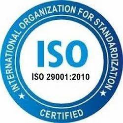 ISO 29001:2010 Certification Service
